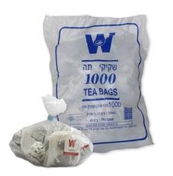 תה שחור ויסוצקי - אריזה מוסדית 1000 יח