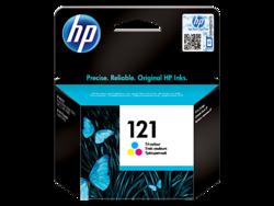 דיו למדפסת - 121 HP צבעוני CC643HE D2563
