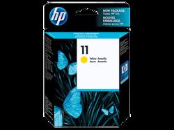 דיו למדפסת  HP - מקורי- מילוי דיו צהוב C4838A HP 2250