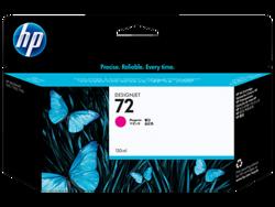 דיו למדפסת HP - מילוי 72 מגנטה 130ml מס' C9372A