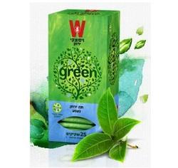 תה ויסוצקי ירוק בטעם נענע