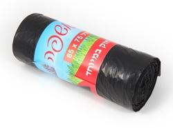 שקית אשפה עבה (אשפתון) 85*75 שחור 25 יח'