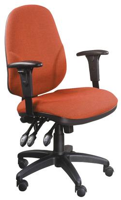 כיסא משרדי | תלמיד דגם סיון G עם ידיות מתכווננות
