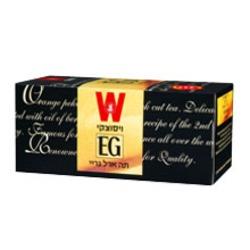 תה ארל גריי 25 שקיקים, ויסוצקי