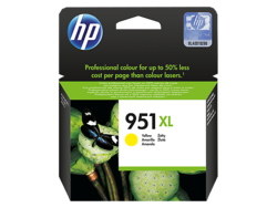 דיו למדפסת - 951XL HP מקורי - צהוב CN048AE Pro-8600