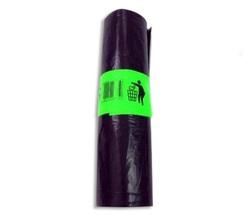 שקיות אשפה גדולות במיוחד (אשפתון) 110X105 שחור 250 יח' בשק.