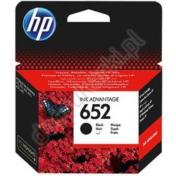 דיו למדפסת - 652 HP שחור F6V25AE DJ–3835