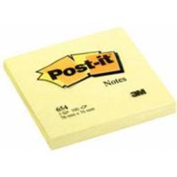 מזכרית צהובה 3M POST-IT 76/76